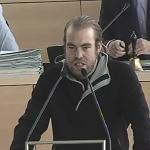 Björn Thoroe hält Landtagsrede