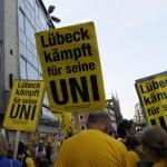 Proteste von Studierenden