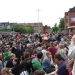 Schulstreik 2010 in Kiel