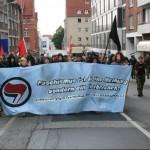 Antifaschistische Demonstration